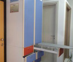 ΠΡΟΣΦΟΡΑ Ντουλάπα Υπνοδωματίου με 7 συρτάρια και με μηχανισμό σιδερώστρας  300€